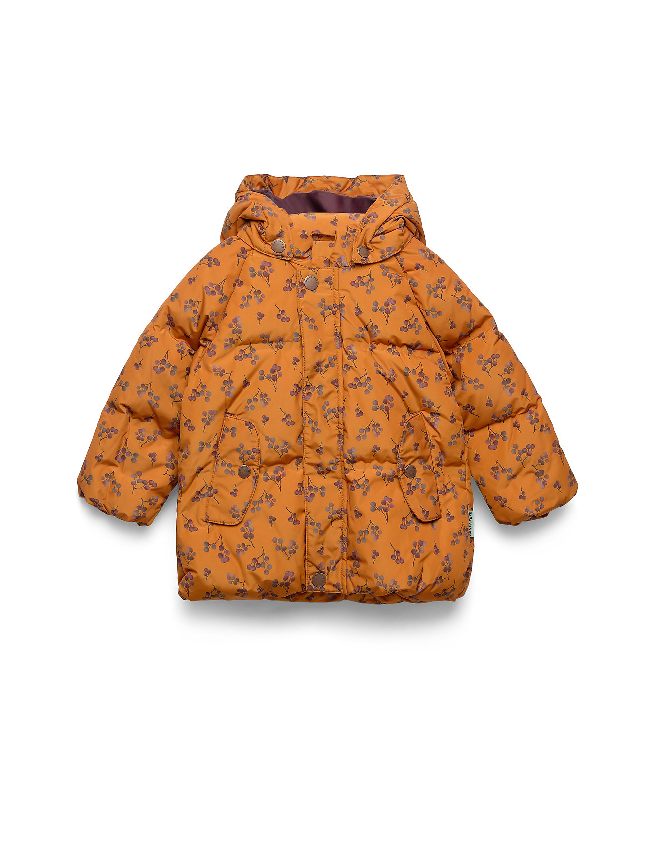 Mini A Ture Woody Jacket, M - AUTUMNAL BROWN