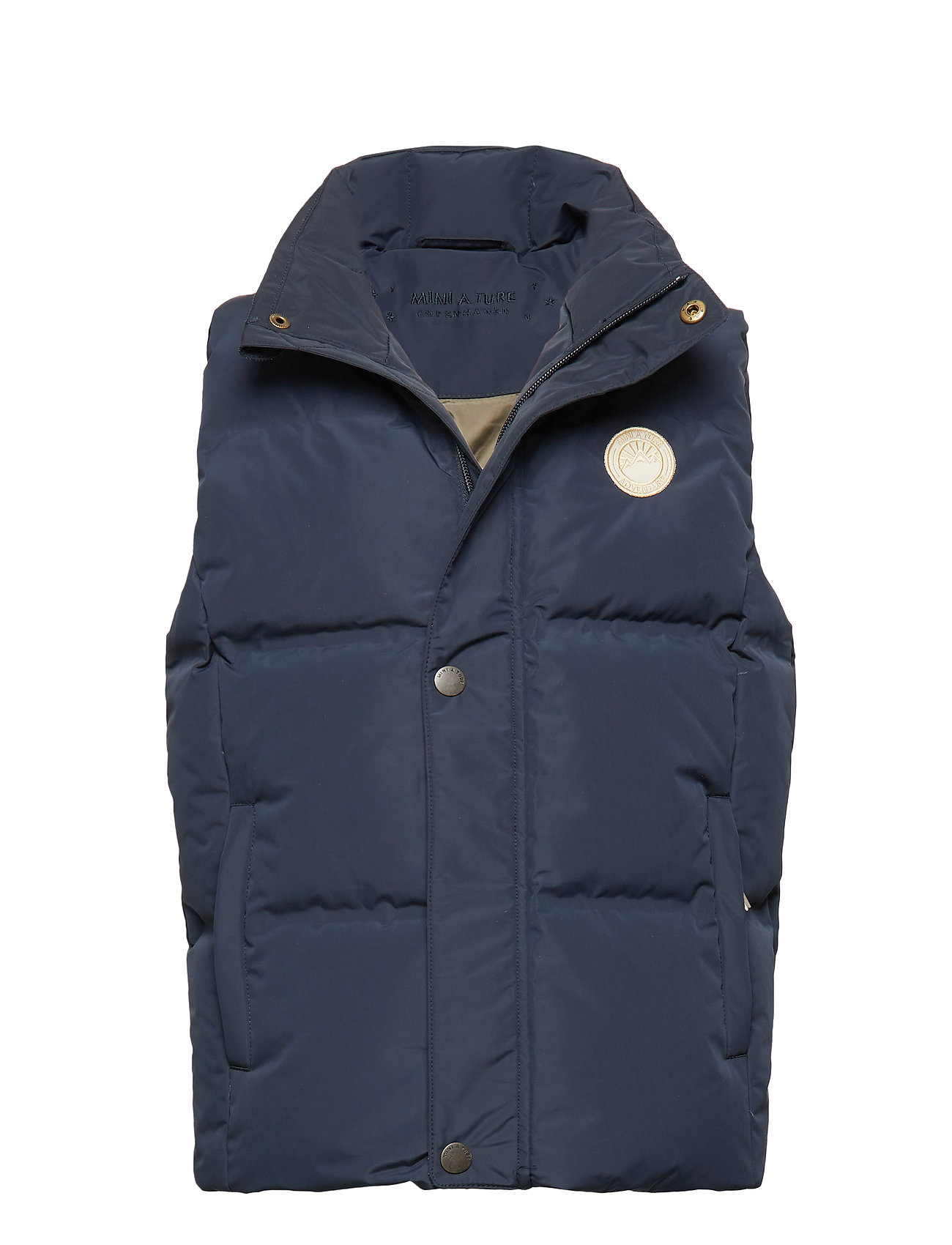 Mini A Ture Wyatt Vest, K - SKY CAPTAIN BLUE