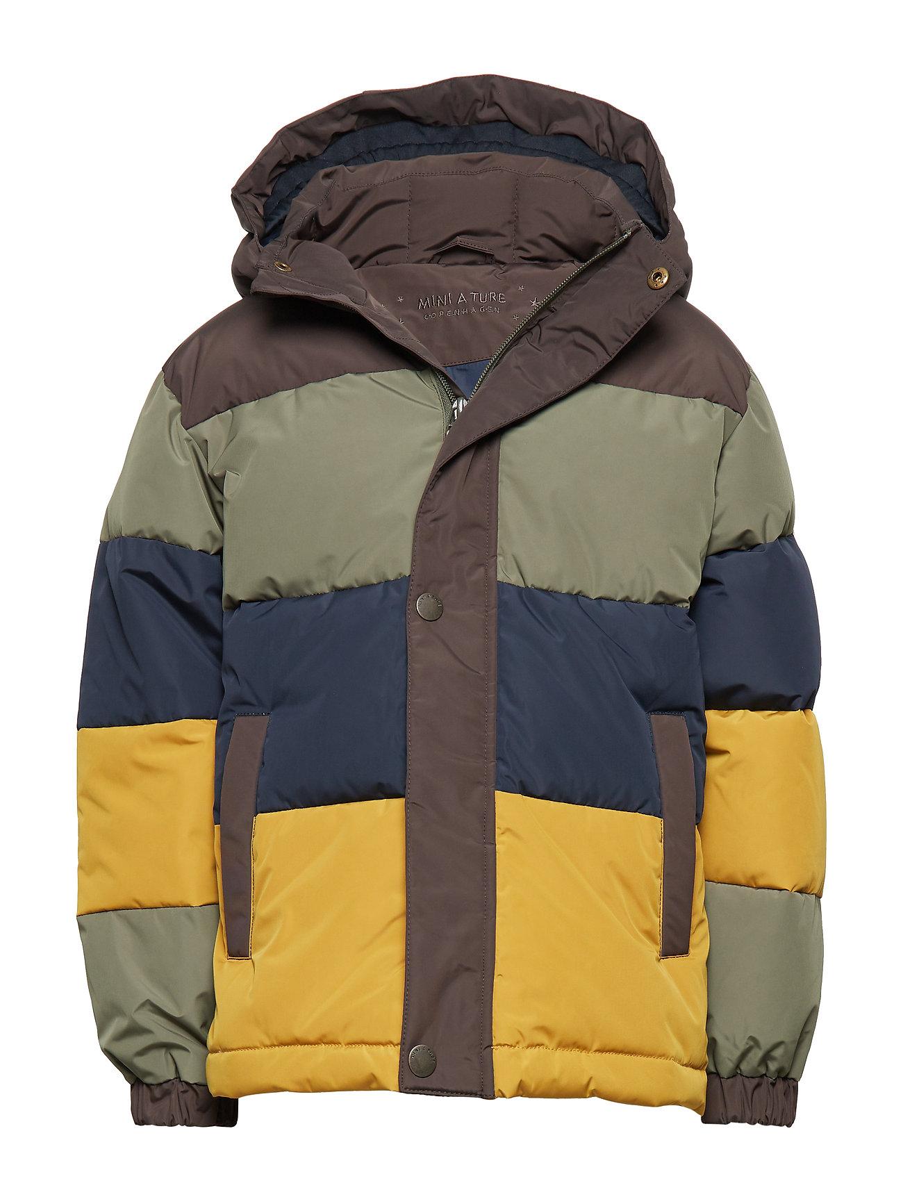 Mini A Ture Wernon Jacket, K - BEETLE