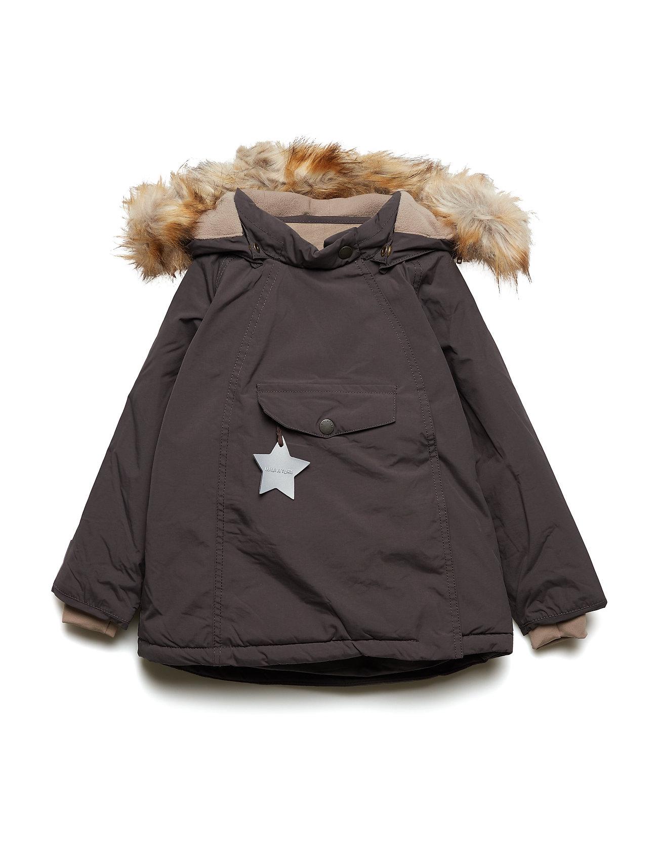 Mini A Ture Wang Faux Fur Jacket, M - LICORISE