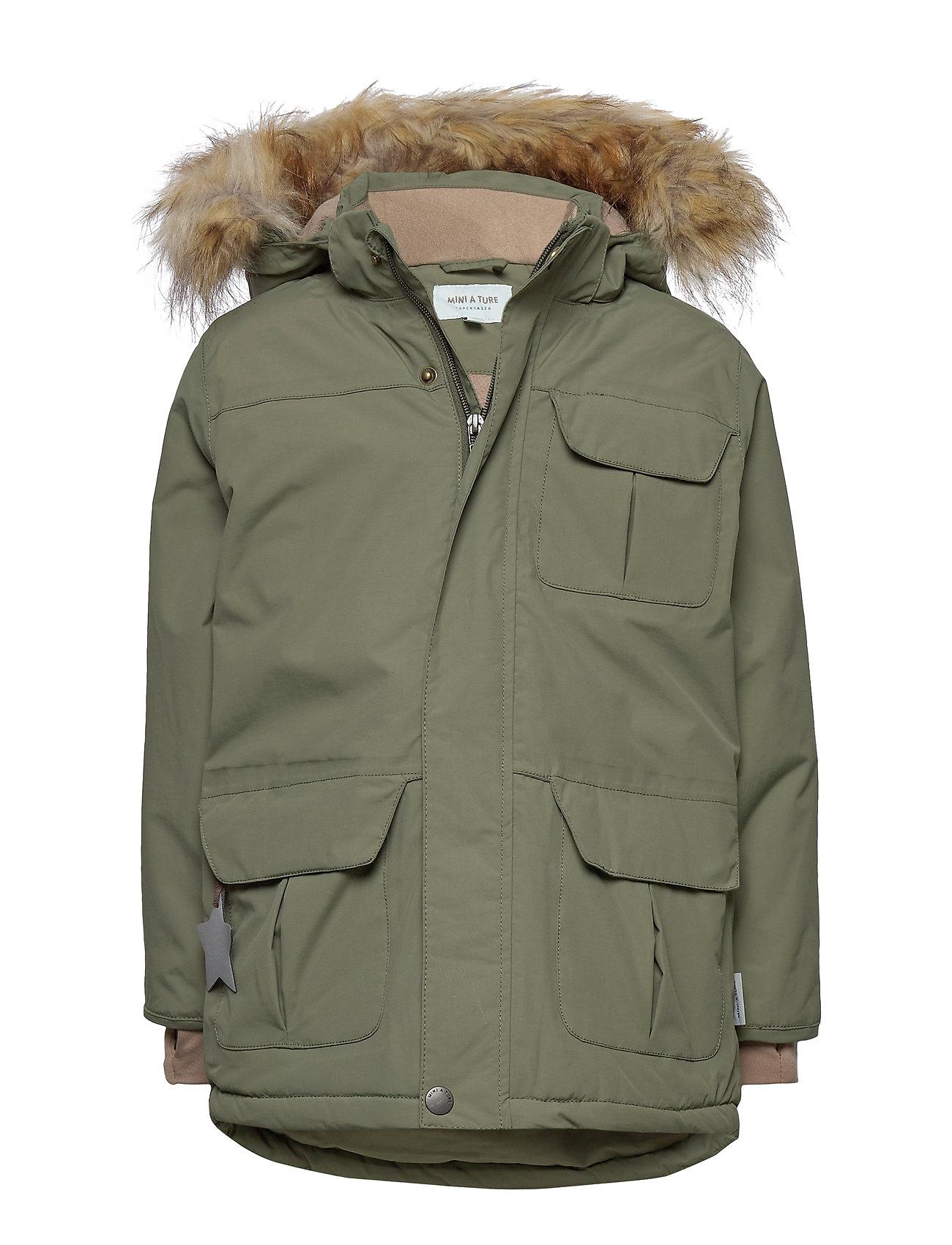 Mini A Ture Walder Faux Fur Jacket, K - BEETLE