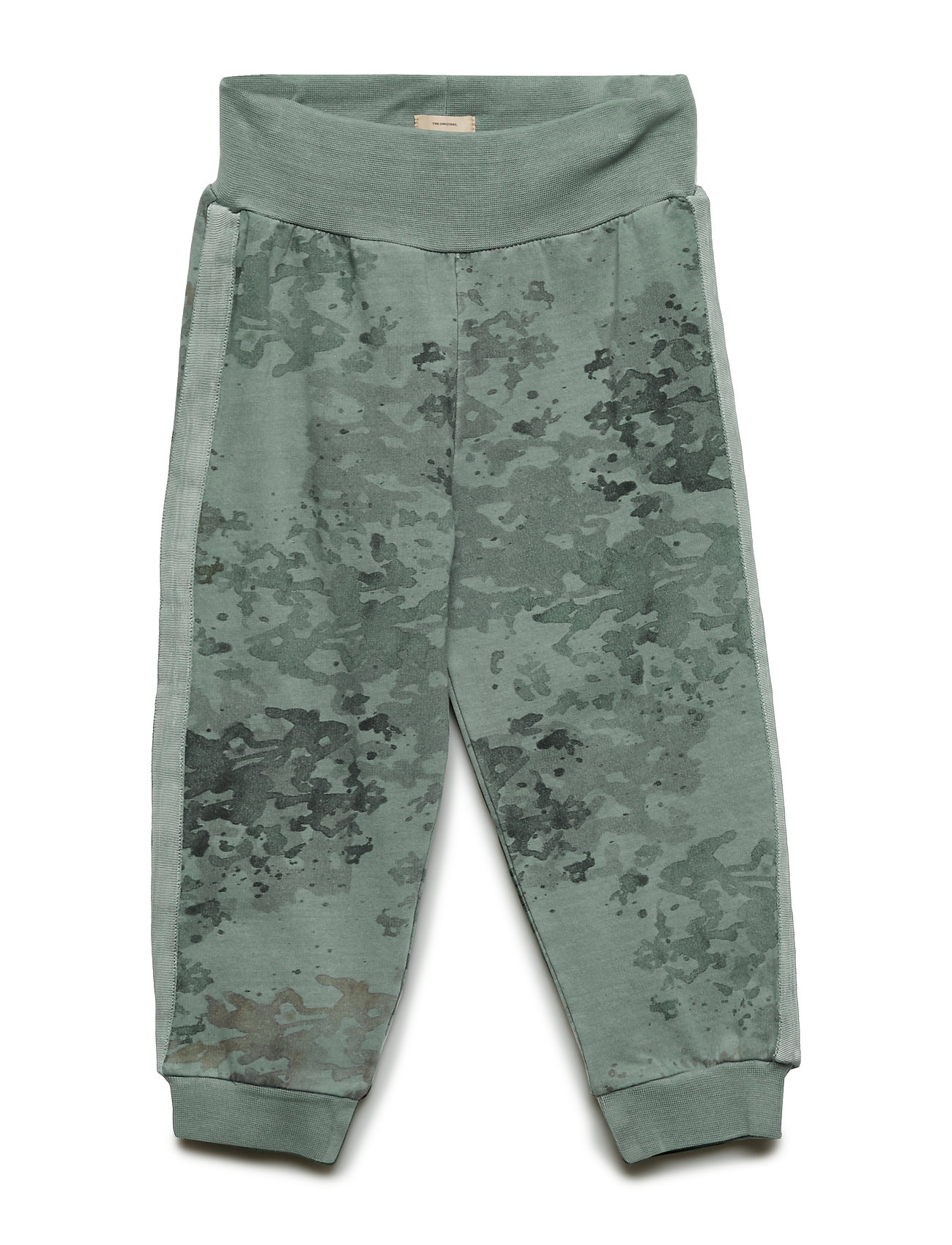 Mini A Ture Kjartan Pants, B - CHINOIS GREEN