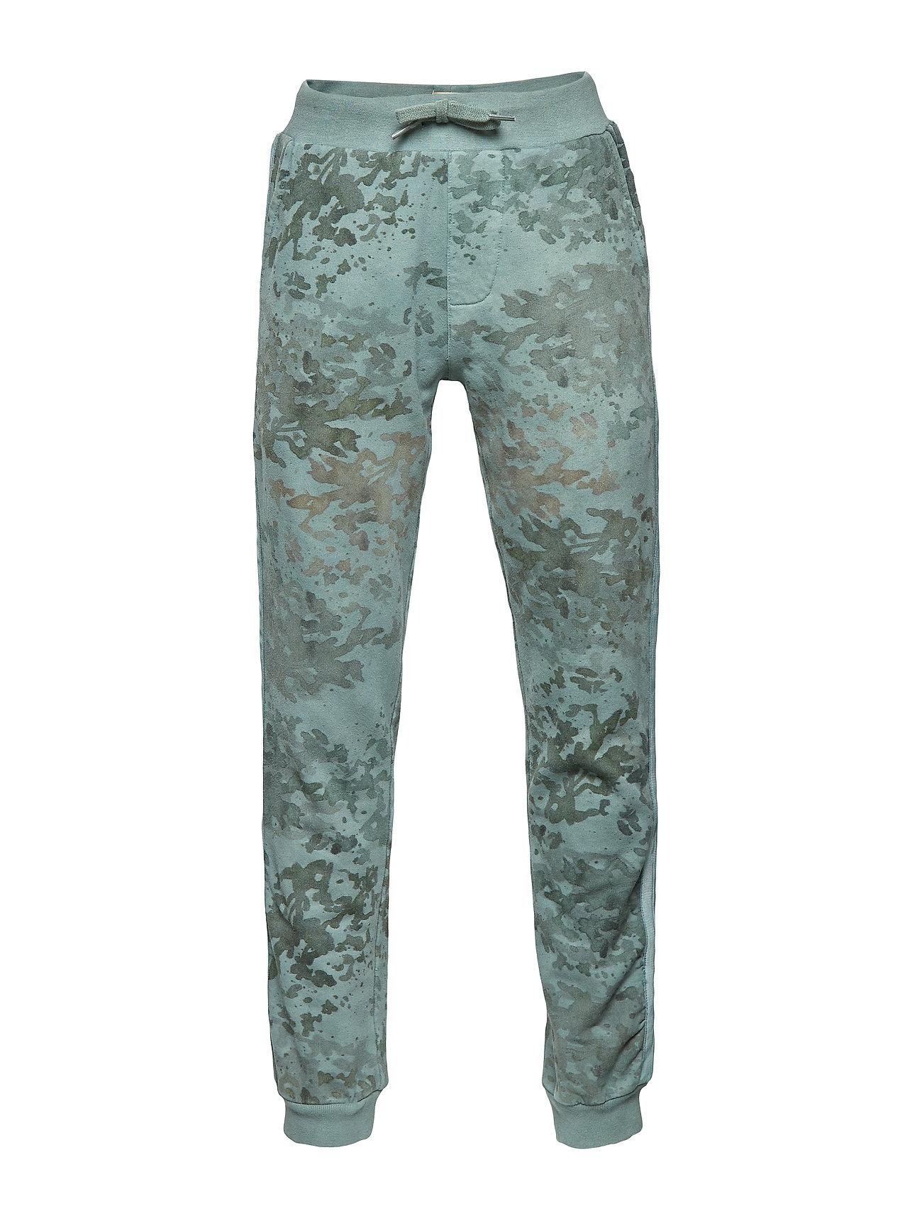 Mini A Ture Kristoffer Pants, K - CHINOIS GREEN