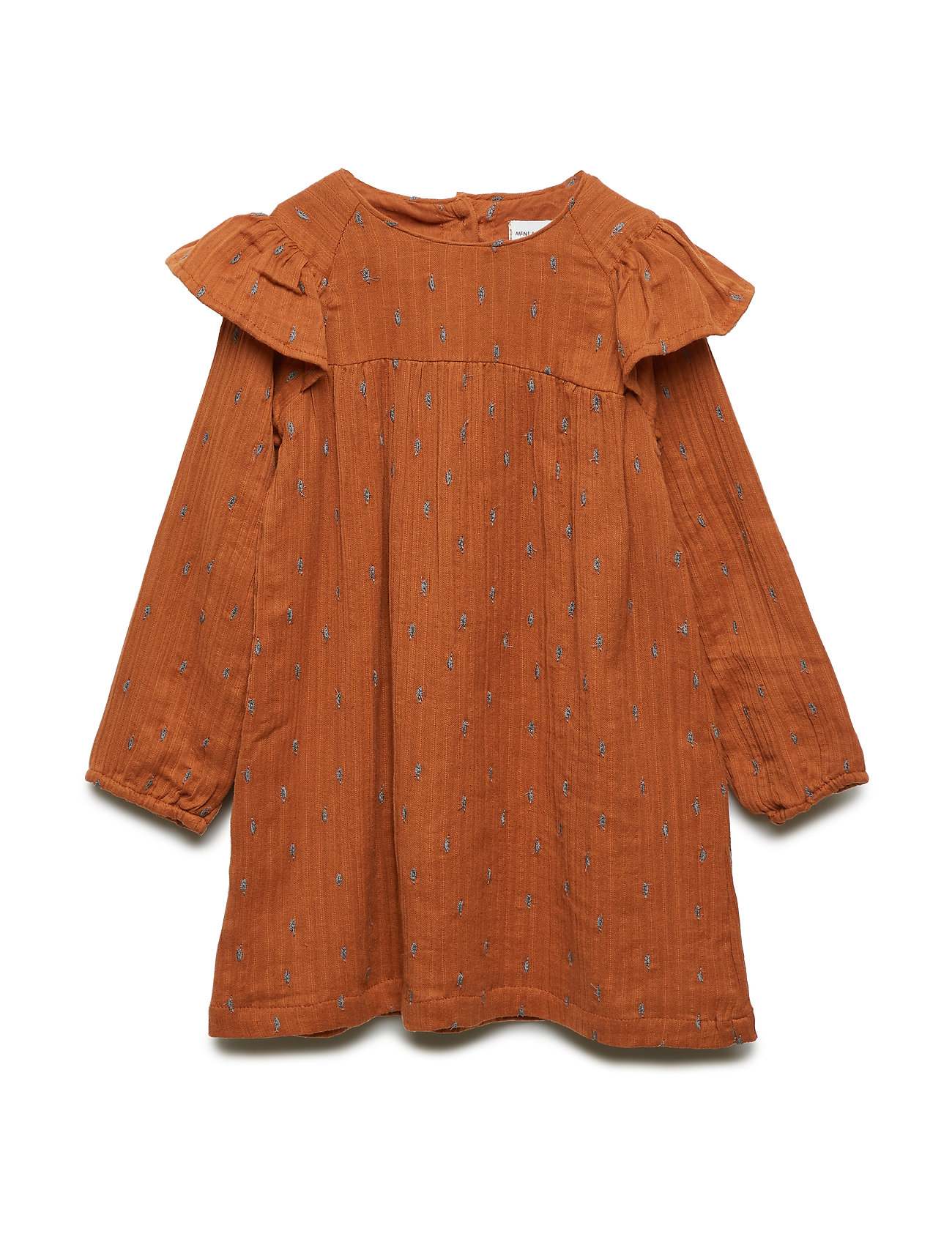 Mini A Ture Ammalie Dress, M - LEATHER BROWN