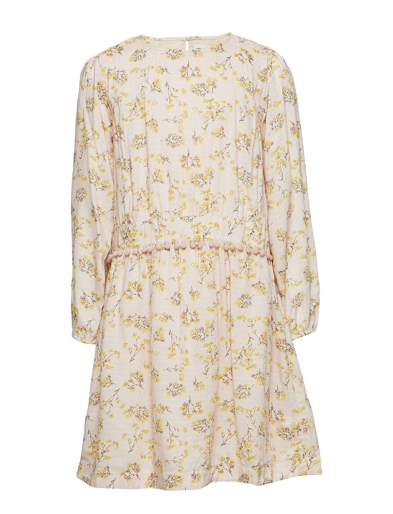Mini A Ture Anisha Dress, K - SILVER PEONY
