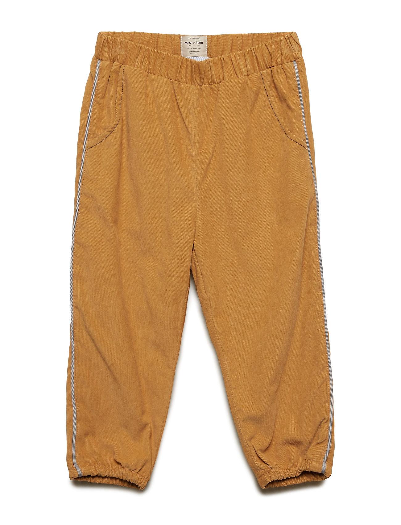 Mini A Ture Berned Pants, BM - APPLE CINNAMON