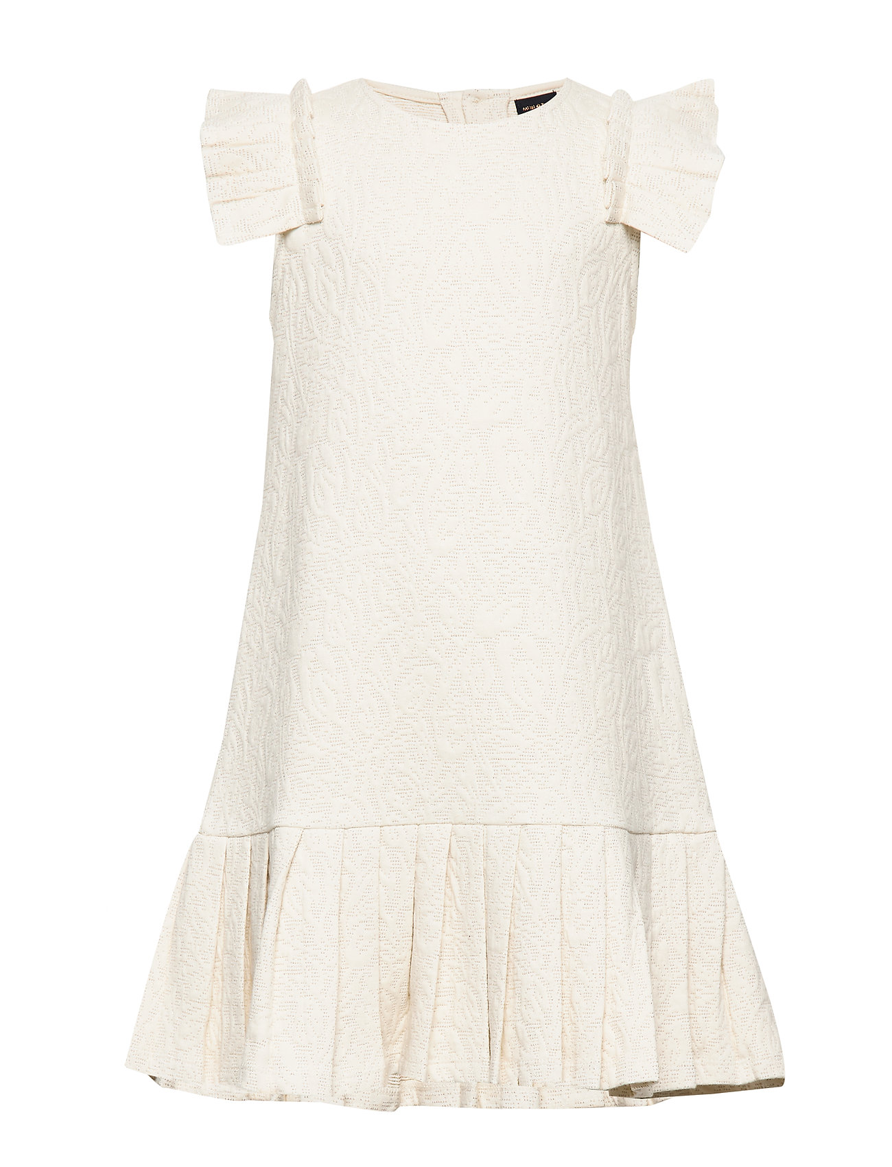Mini A Ture Montana Dress, K - CLOUD CREAM