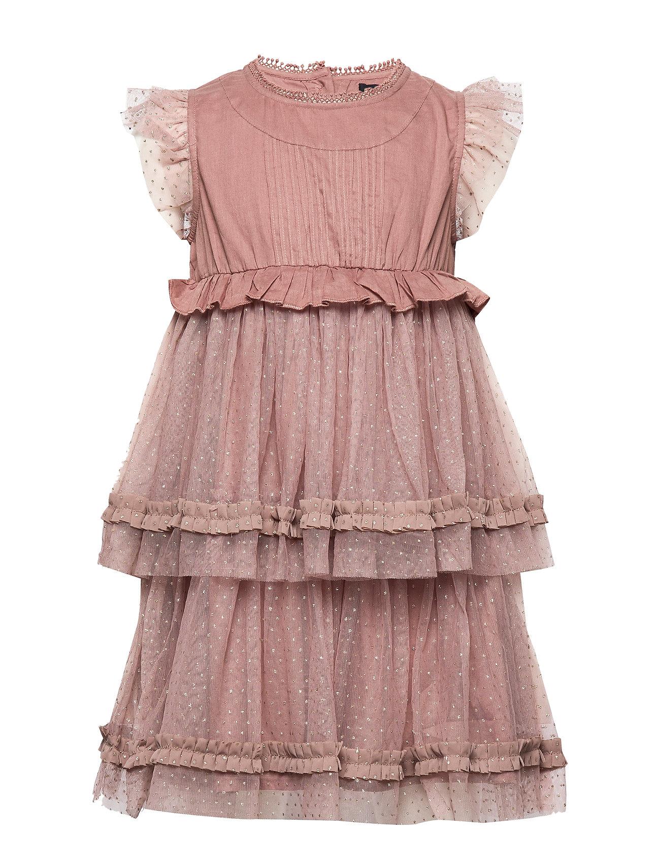 Mini A Ture Darya Dress, K - MUTED LILAC