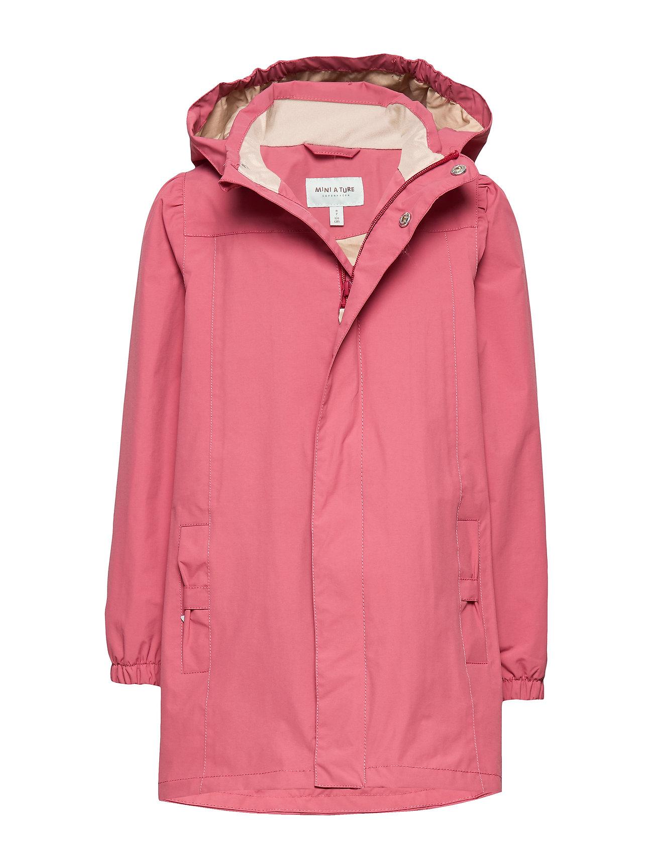 Mini A Ture Wilja Jacket, K - BAROQUE ROSE