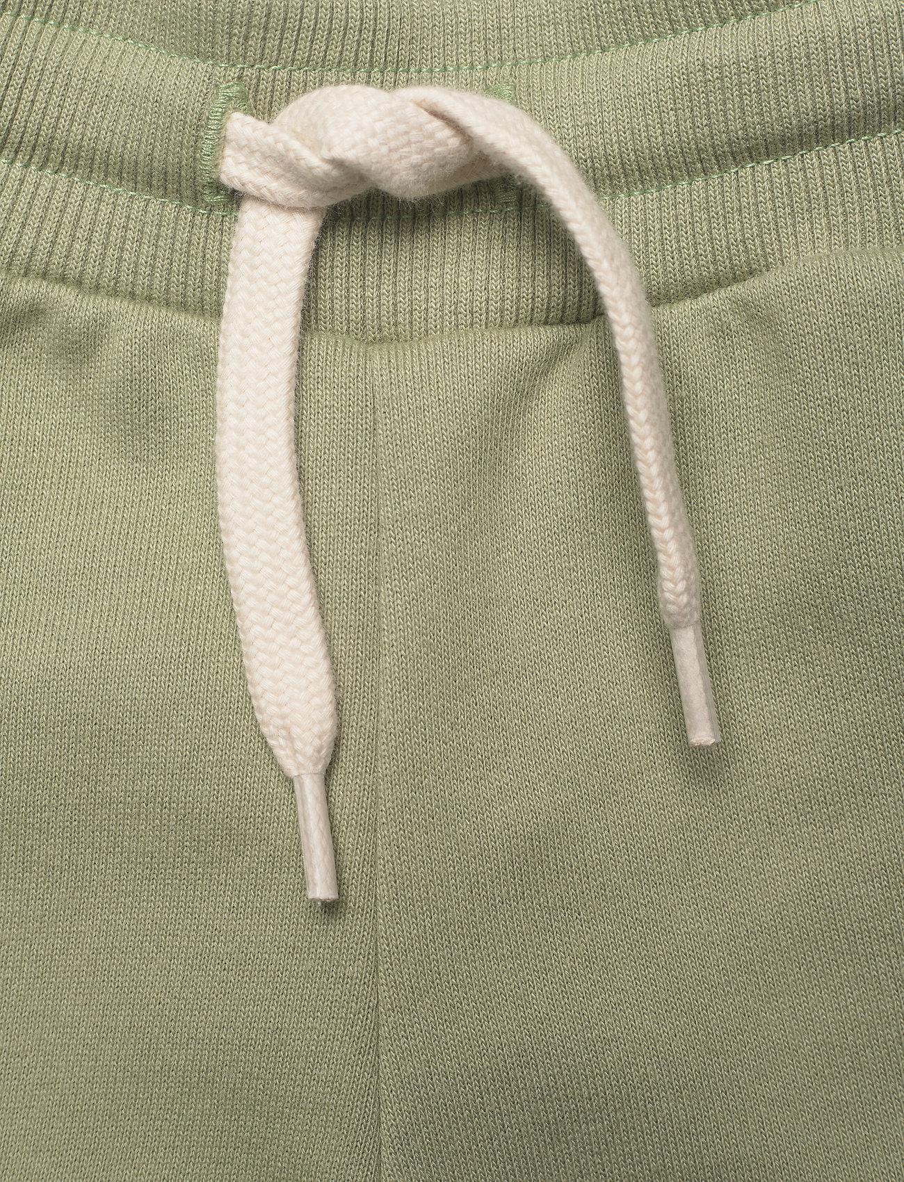 Mini A Ture - Even pants, K - sweatpants - oil green - 3