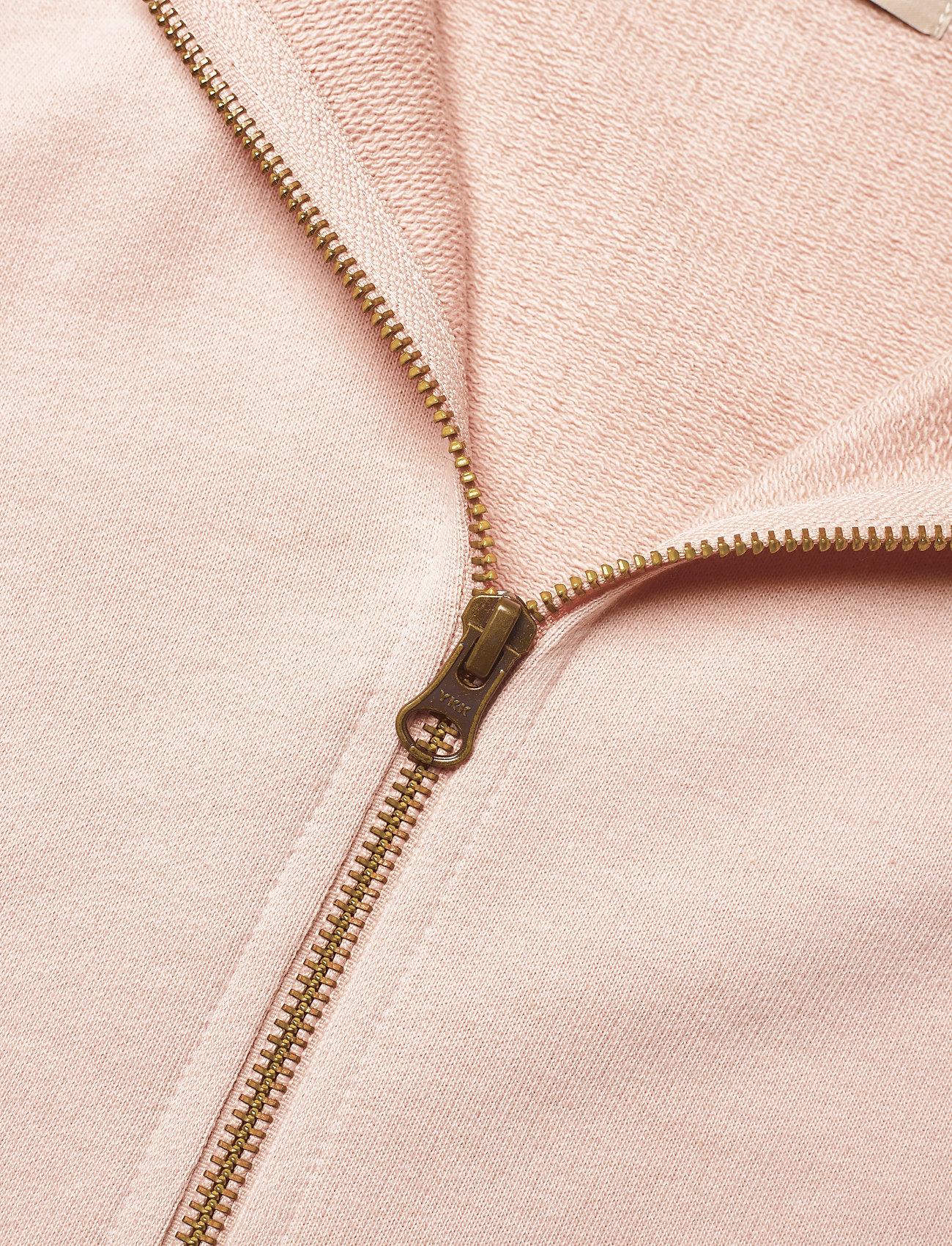 Mini A Ture - Alfi Zip Hoodie, K - hoodies - rose dust - 2