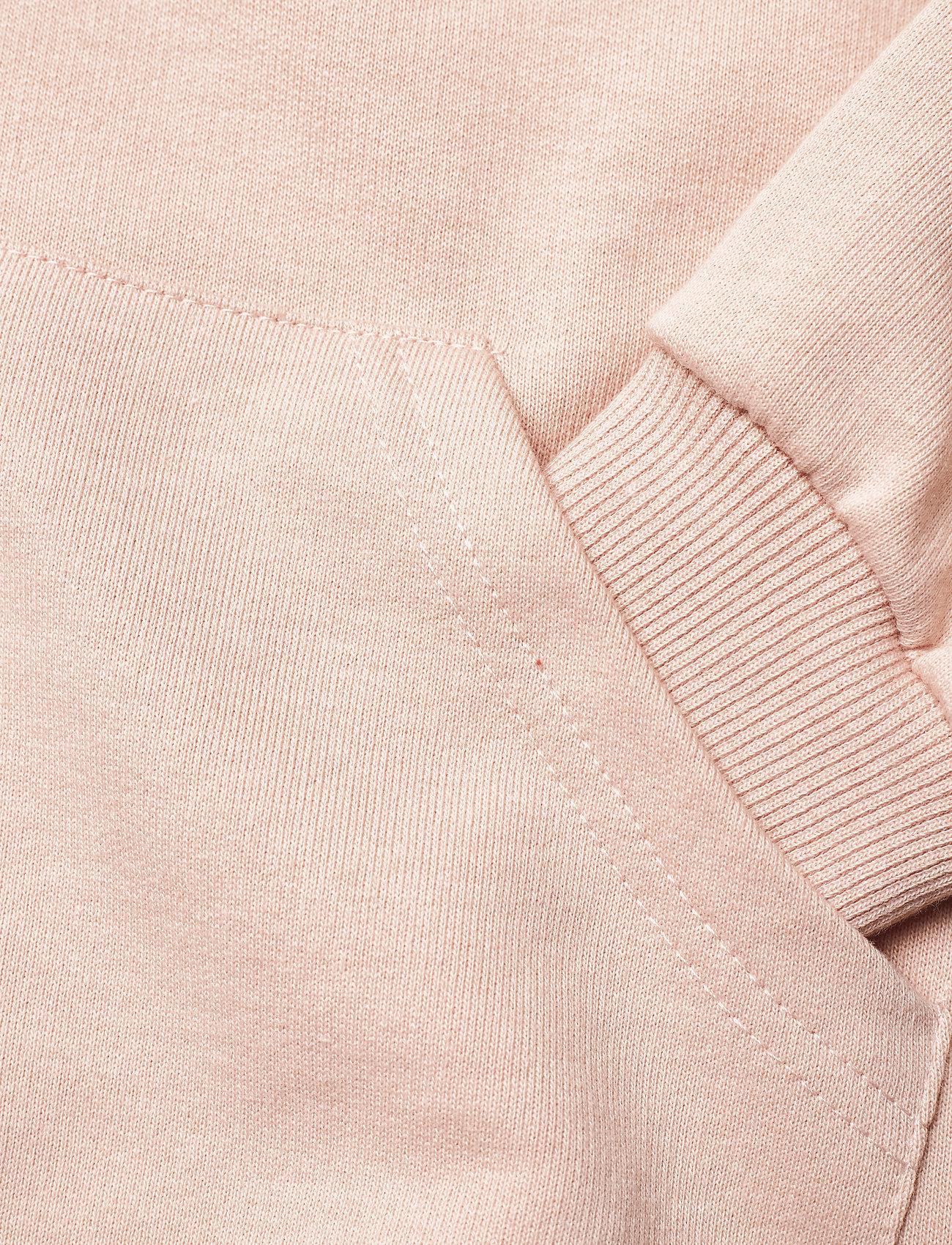 Mini A Ture - Alfi Zip Hoodie, K - hoodies - rose dust - 3
