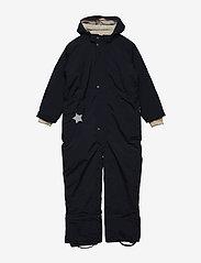 Mini A Ture - Wanni Snowsuit, K - vinterdress - sky captain blue - 0