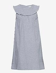Mini A Ture - Stasia Dress, M - kjoler - blue nights - 0