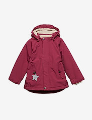 Mini A Ture - Wally Jacket, M - parkas - cherry - 0