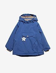 Mini A Ture - Wang Jacket, M - daunen- und steppjacken - blue quartz - 0