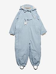 Mini A Ture - Wisti Snowsuit, M - vinterdress - dusty blue - 0