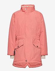 Mini A Ture - Vibse Jacket, K - parkas - faded rose - 2