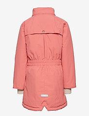 Mini A Ture - Vibse Jacket, K - parkas - faded rose - 4