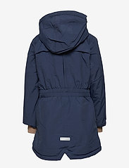Mini A Ture - Vibse Jacket, K - parkas - peacoat blue - 3