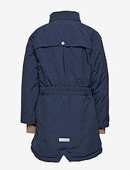 Mini A Ture - Vibse Jacket, K - parkas - peacoat blue - 4
