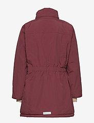 Mini A Ture - Wera Jacket, K - parkas - winetasting plum - 4