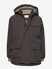 Mini A Ture - Walder Jacket, K - parkas - licorise - 0