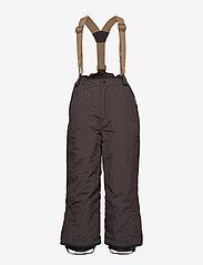 Mini A Ture - Witte Pants, K - vinterbukser - licorise - 0
