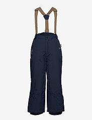 Mini A Ture - Witte Pants, K - vinterbukser - peacoat blue - 0