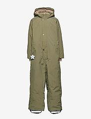 Mini A Ture - Wanni Snowsuit, K - vinterdress - beetle - 1