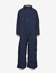 Mini A Ture - Wanni Snowsuit, K - snowsuit - peacoat blue - 2