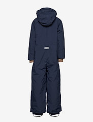 Mini A Ture - Wanni Snowsuit, K - vintertøj - peacoat blue - 3
