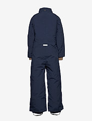 Mini A Ture - Wanni Snowsuit, K - vintertøj - peacoat blue - 4