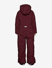 Mini A Ture - Wanni Snowsuit, K - vinterdress - winetasting plum - 3
