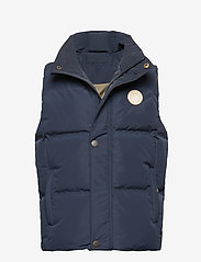 Mini A Ture - Wyatt Vest, K - veste - sky captain blue - 0