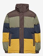 Mini A Ture - Wernon Jacket, K - daunen- und steppjacken - beetle - 2