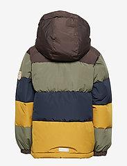 Mini A Ture - Wernon Jacket, K - daunen- und steppjacken - beetle - 3