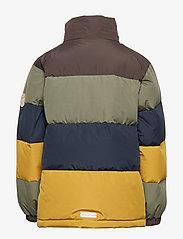 Mini A Ture - Wernon Jacket, K - daunen- und steppjacken - beetle - 4