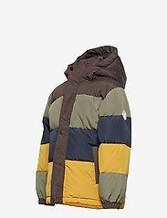 Mini A Ture - Wernon Jacket, K - daunen- und steppjacken - beetle - 5