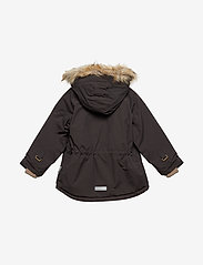 Mini A Ture - Wally Faux Fur Jacket, M - gewatteerde jassen - licorise - 1