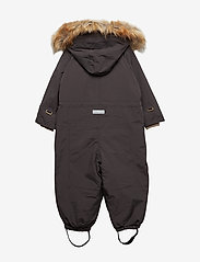 Mini A Ture - Wisti Faux Fur Snowsuit, M - vinterdress - licorise - 1
