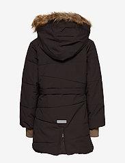 Mini A Ture - Witta Faux Fur Jacket, K - parkas - licorise - 3