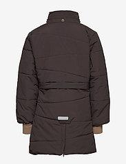 Mini A Ture - Witta Faux Fur Jacket, K - parkas - licorise - 4