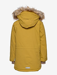 Mini A Ture - Walder Faux Fur Jacket, K - parkas - dried tobacco - 2