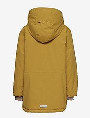 Mini A Ture - Walder Faux Fur Jacket, K - parkas - dried tobacco - 5