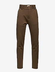 Mini A Ture - Sigvart Pants, K - broeken - burnt olive - 0