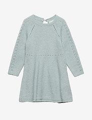 Mini A Ture - Roberta Dress, M - kjoler - puritan grey - 0