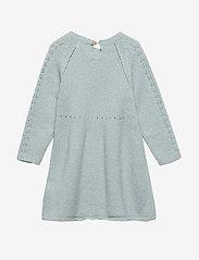 Mini A Ture - Roberta Dress, M - kjoler - puritan grey - 1