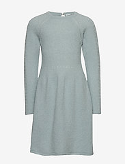 Mini A Ture - Roberta Dress, K - sukienki - puritan grey - 0