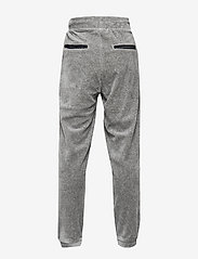 Mini A Ture - Lawrence Pants, K - sweatpants - light grey melange - 1